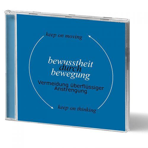 CD cover 'Vermeidung überfluessiger Anstrengung'