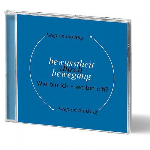 CD cover 'Wie bin ich - Wo bin ich?'