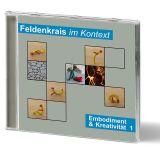 CD cover 'Embodiment & Kreativität 1'
