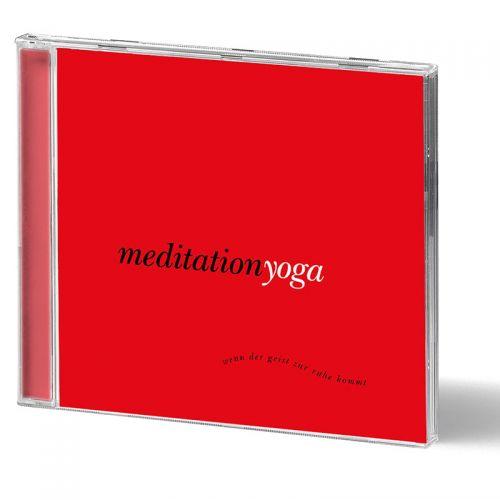 meditation-yoga CD-cover