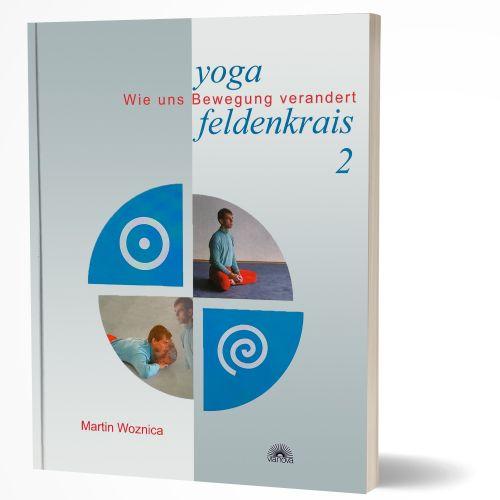 Yoga Feldenkrais Buch blau - Cover vorne