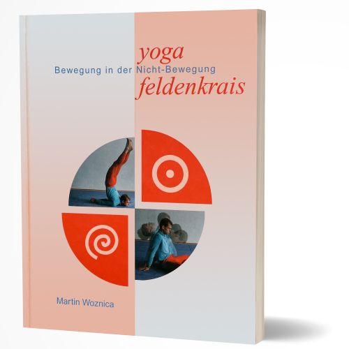 Yoga Feldenkrais Buch rot - Cover vorne
